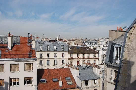 view from a room picture of hotel gabriel paris paris tripadvisor. Black Bedroom Furniture Sets. Home Design Ideas