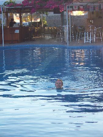 Santorini Camping: Pool