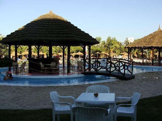 Hotel Shalimar: la piscine