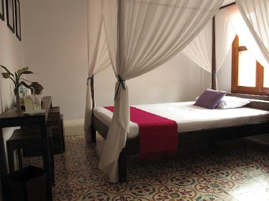 The Pavilion : our room