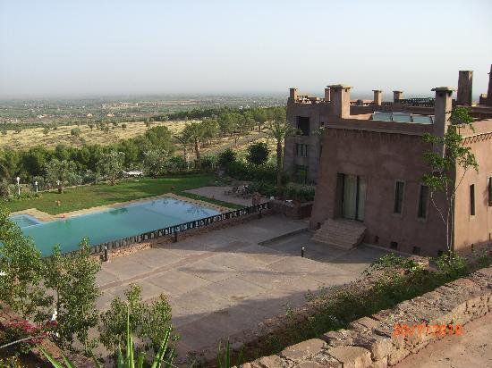 Ourika, Marokko: Kasbah Agounsane