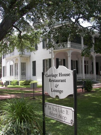 Carriage House Restaurant: The Carriage House at Stanton House