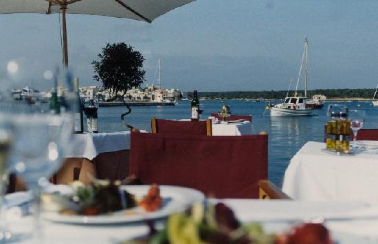 Restaurant Florian: Der wunderbare Blick vom Restaurant aus