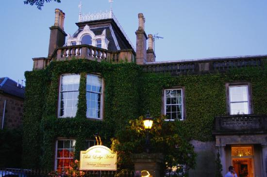 Park Lodge Hotel: penthouse of the hotel