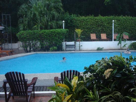 Hotel Samara Pacific Lodge: la piscine