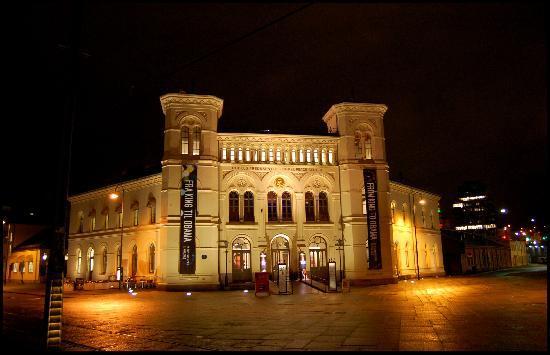 Noruega: Palazzo dei Nobel per la Pace