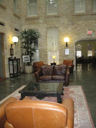 Inside Lobby Area Picture Of Crockett Hotel San Antonio
