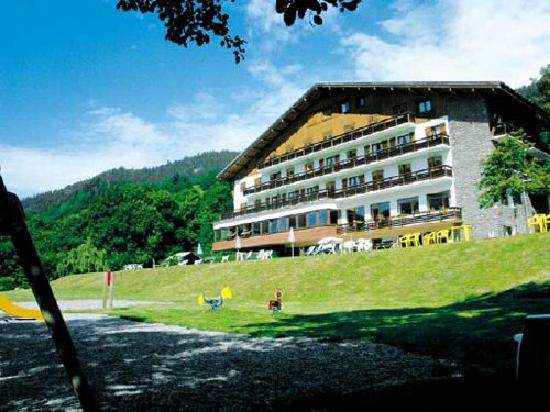 H tel club meg ve chalets du prariand photo de les for Hotels 3 etoiles megeve