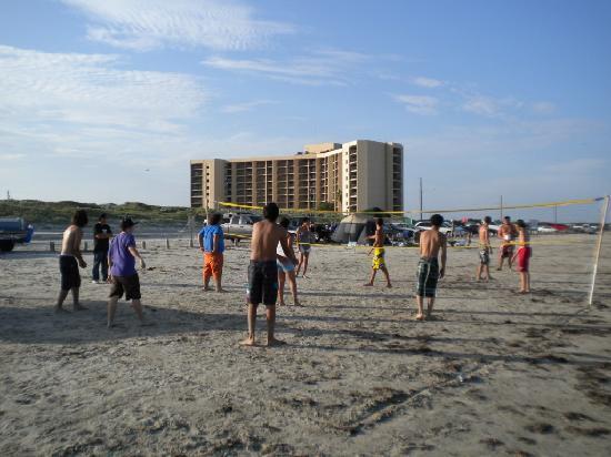 ذا ديونز كوندومونيومز: Beach view