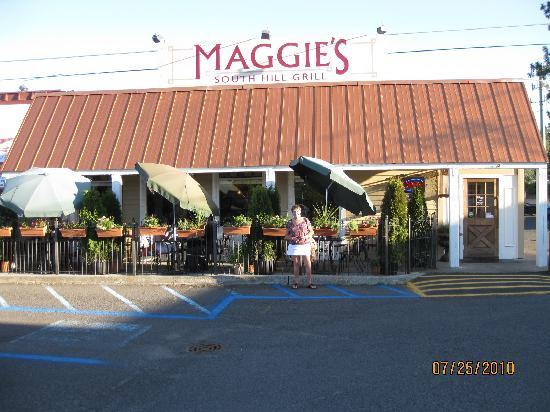 Maggie S South Hill Grill Picture Of