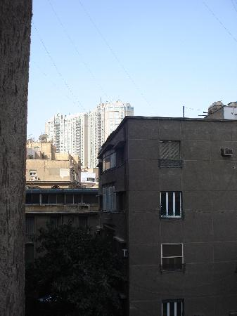 Mandarin Hostel: One of the Views from Room