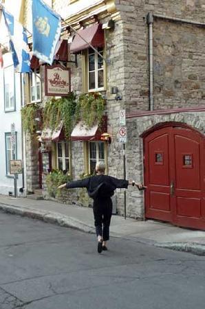 Le Patriarche, Quebec City
