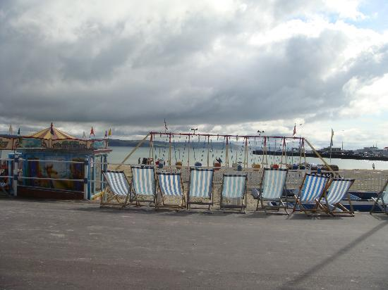 Crown Hotel: Weymouth Beach
