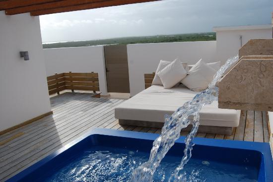 Excellence Playa Mujeres: hydrospa