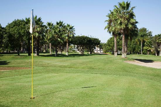 Four Points by Sheraton San Diego: 3 Par Executive Golf Course