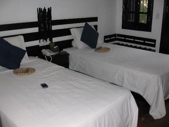 Cinnamon Hotel : Beds