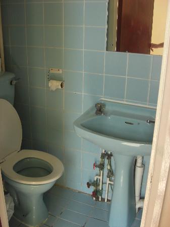 Aquarius Hotel: cuarto de baño