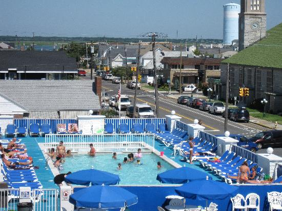 Admiral Resort Motel Wildwood Crest Nj