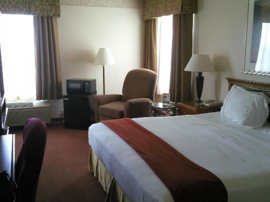 Holiday Inn Express Silver City: Room