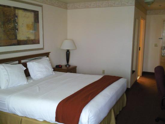 Holiday Inn Express Silver City: Room