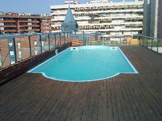 Swimming Pool Picture Of Senator Barcelona Spa Hotel Tripadvisor