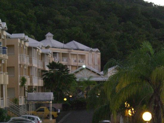 Karibéa Résidence La Goélette  : L'hôtel