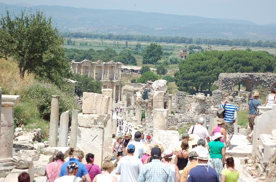 Turunc, Turkey: city of ephesus,well worth a vist
