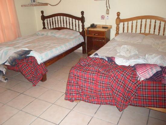 Apartments Villa de Campo: las camas