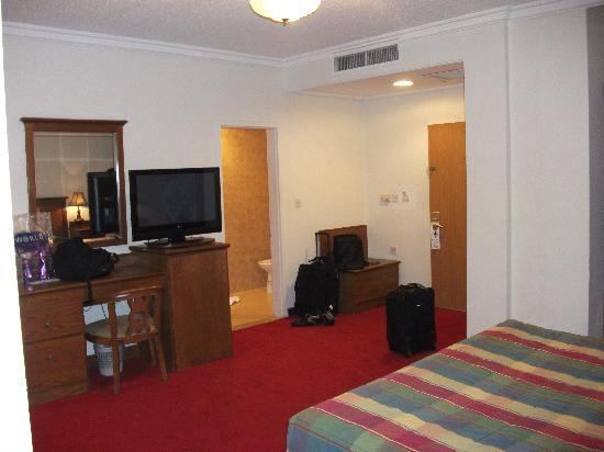 Arena Hotel Jordan : Room entry