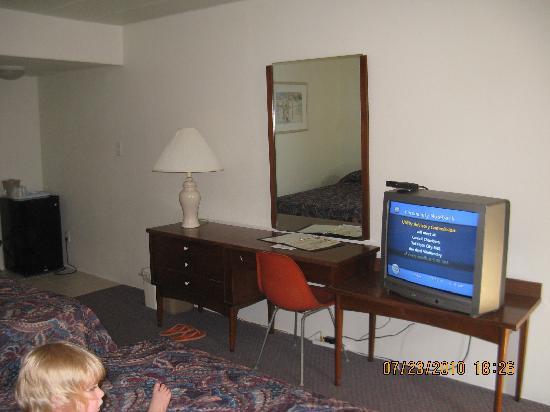 Pavilion Motor Lodge: our room 3