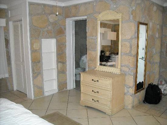 Palm Coast Villas : Bed view