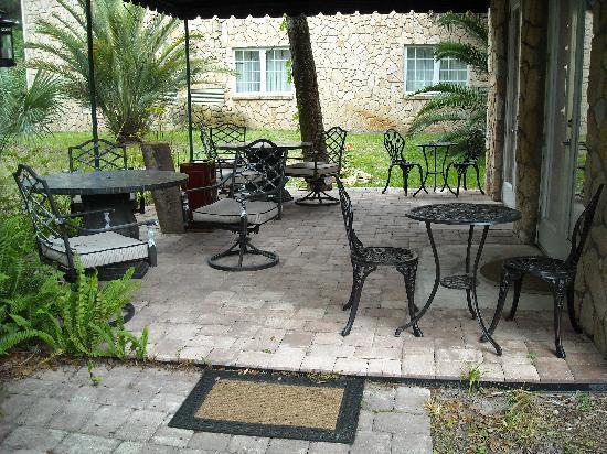 Palm Coast Villas : Close up