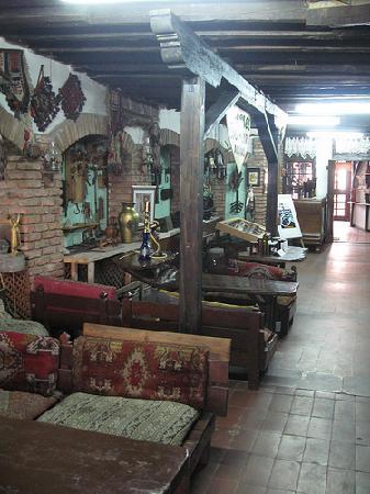 Zenger Pasa Konagi : Museum area