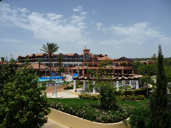 Alaminos, Cyprus: Clubanlage