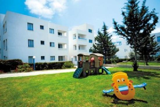 Kefalonitis Hotel Apts.: Play Area