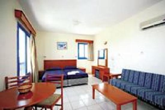 Kefalonitis Hotel Apts.: Studio Apartment