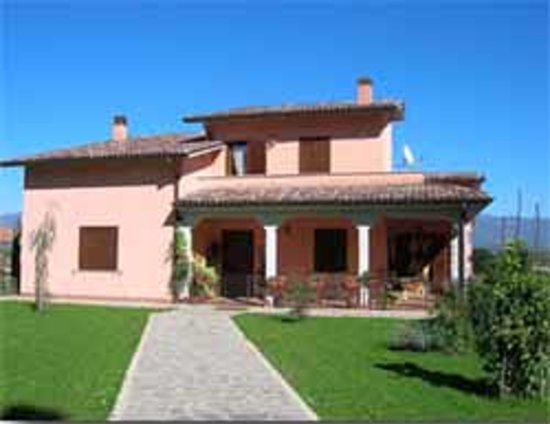 Bed and Breakfast Il Girasole : esterno