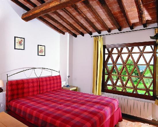 Podere il Pino: Double Bedroom - Camera Matrimoniale