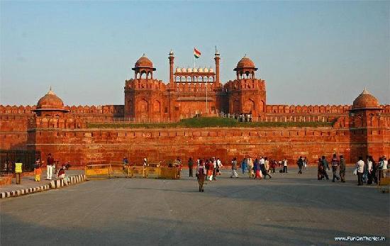 taj mahal - インド、デリー首都...