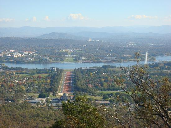 Canberra, Australië: キャンベラ国会