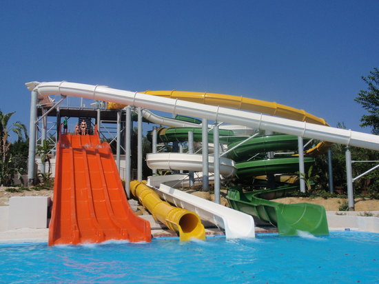 Parque Acuático Splash Fun