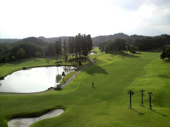 Island Hotel & Resort Nasu: 部屋からの眺め