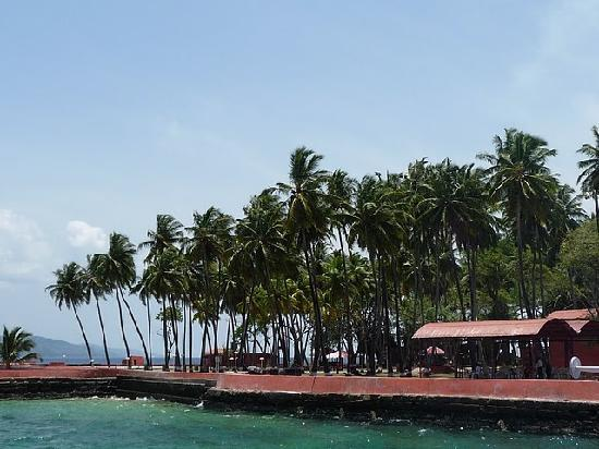 Port Blair, India: Ross Island