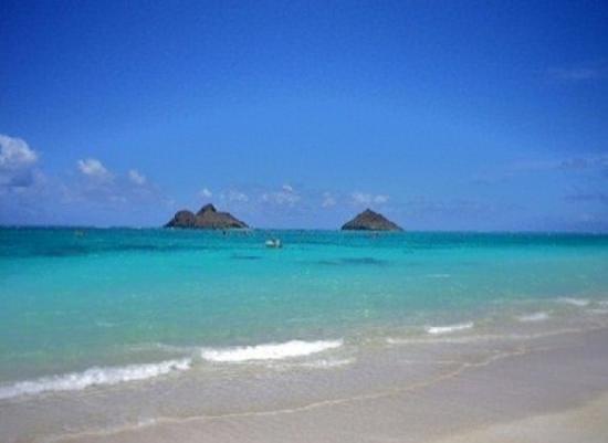 Lanikai Beach: ラニカイ2
