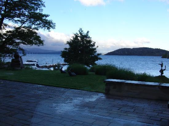 El Casco Art Hotel: noch See, weil es so schön ist