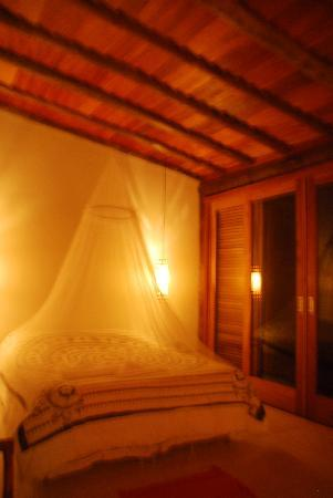 The Island Experience: My bed in the double room