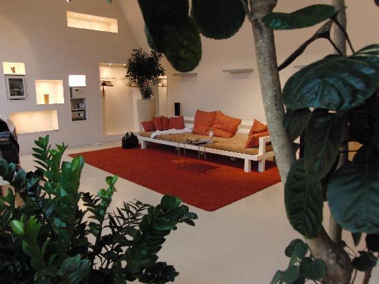 Hotel Rathaus Wein & Design : Wohnzimmer