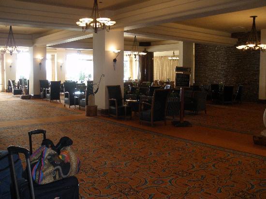 Dan Carmel Haifa : Hotel Lobby