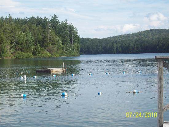 Lapland Lake Nordic Vacation Center: beautiful view