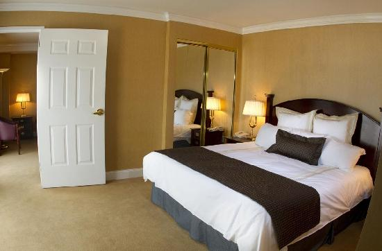 O'Callaghan Hotel Annapolis: Spoil yoruself and upgrade to a Suite!